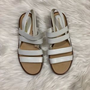 Hunt Club VINTAGE stewpot slip on sandals